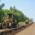 Photo 2 Gravel Road Process
