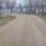 Photo 3 Gravel Road Process